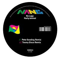 No Logo/PARTY ANIMAL  12""