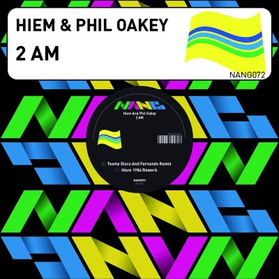 Hiem & Phil Oakey/2 AM  12""