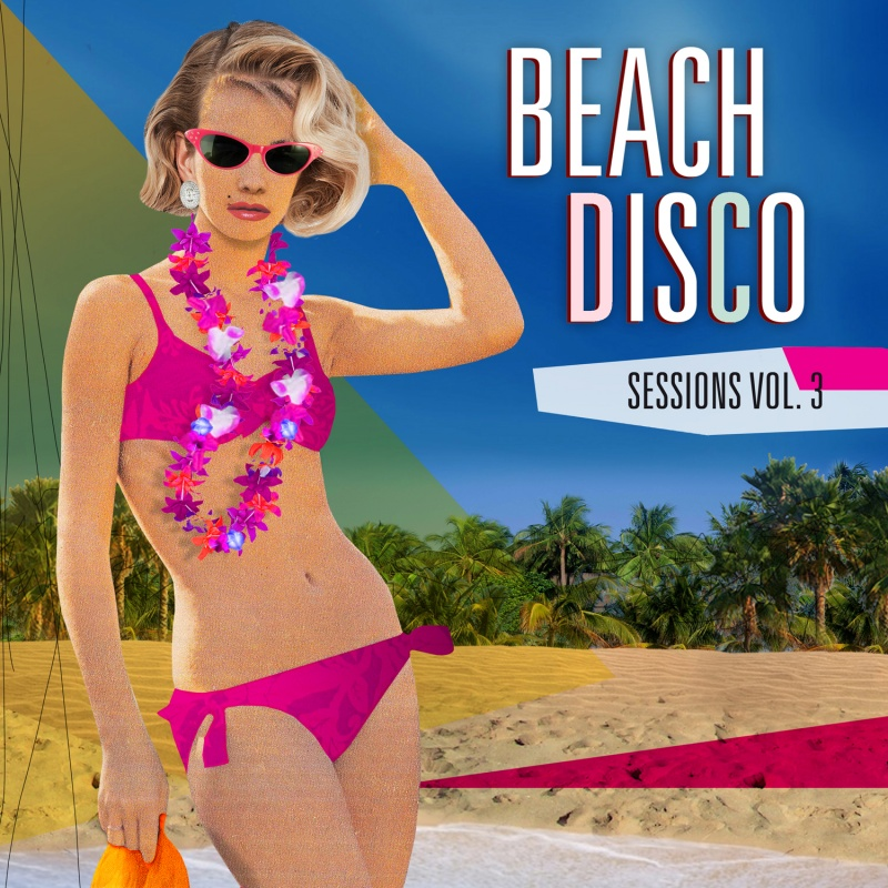 Various/BEACH DISCO SESSIONS VOL 3 CD