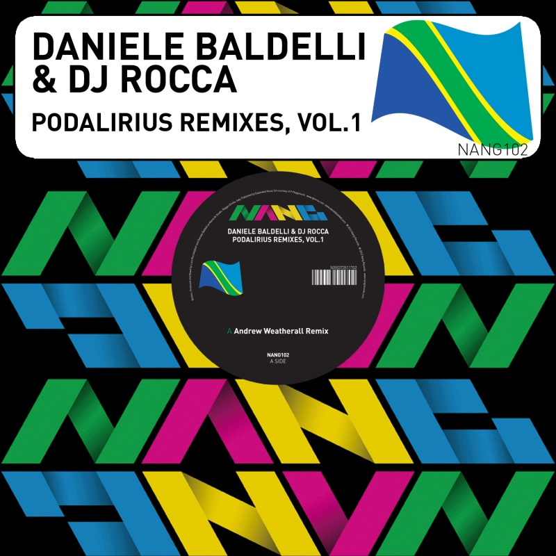 """Daniele Baldelli+DJ Rocca/COMPLOTTO 12"""""""