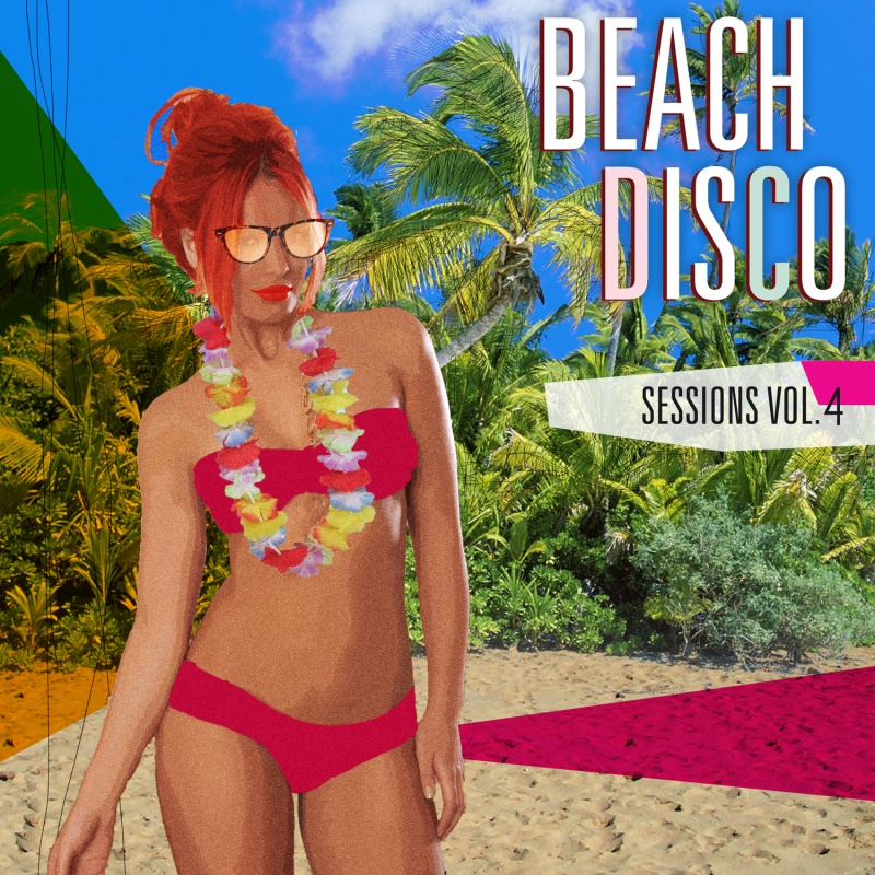 Various/BEACH DISCO SESSIONS VOL 4 CD