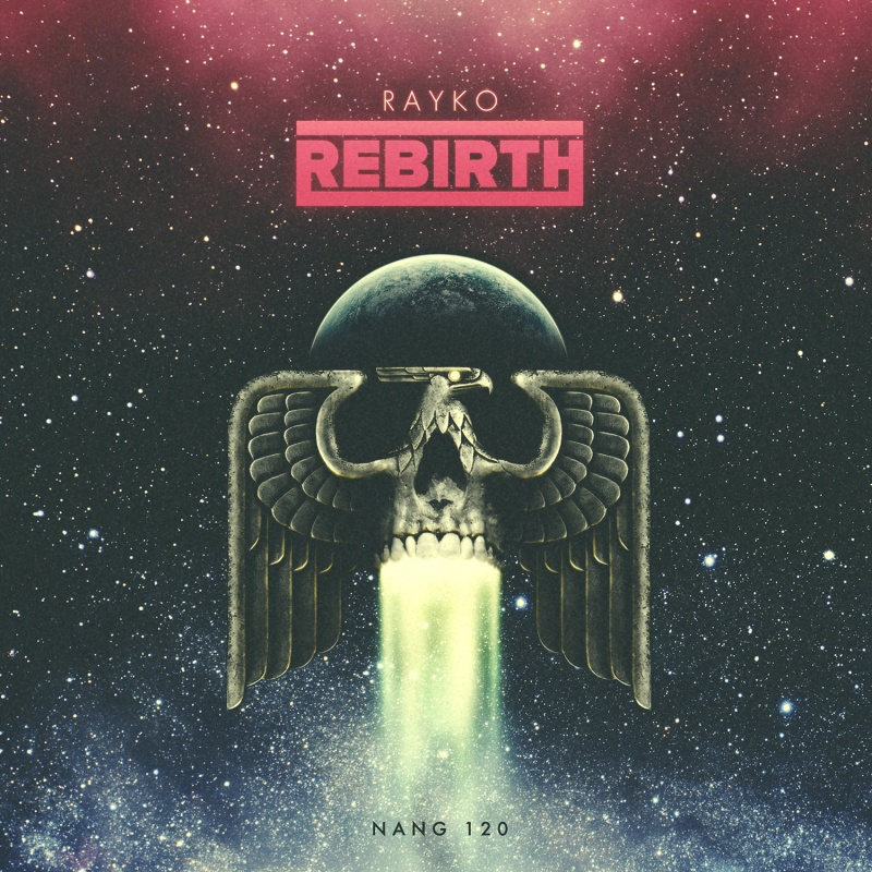 Rayko/REBIRTH CD