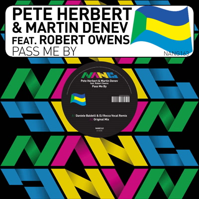 Pete Herbert/PASS ME BY 12""
