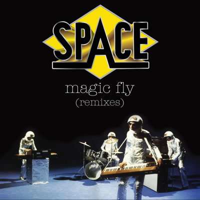 Space/MAGIC FLY (REMIXES) 12""