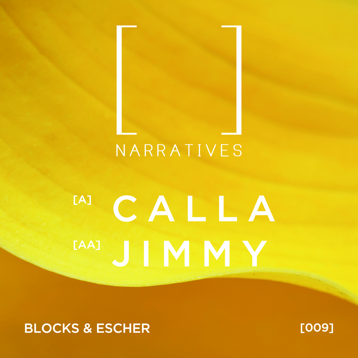 Blocks & Escher/CALLA 12""