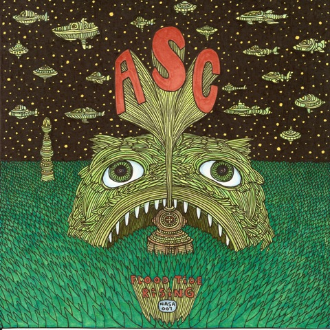 ASC/FLOOD TIDE RISING 12""