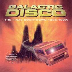 Various/GALACTIC DISCO  CD