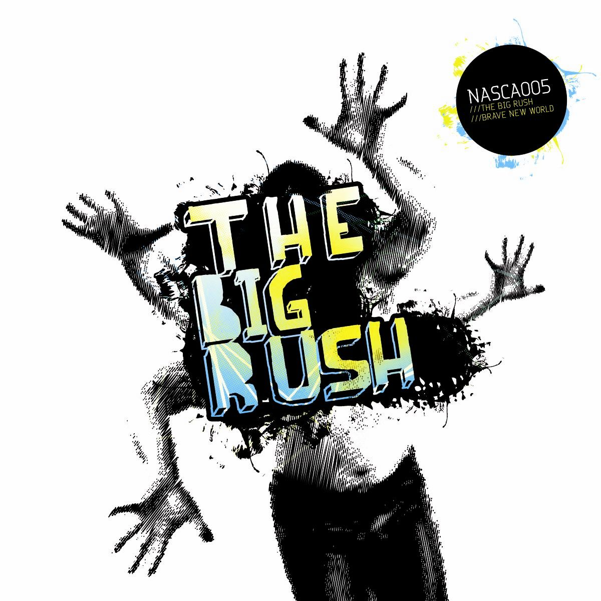 "Camo & Krooked/THE BIG RUSH 12"""
