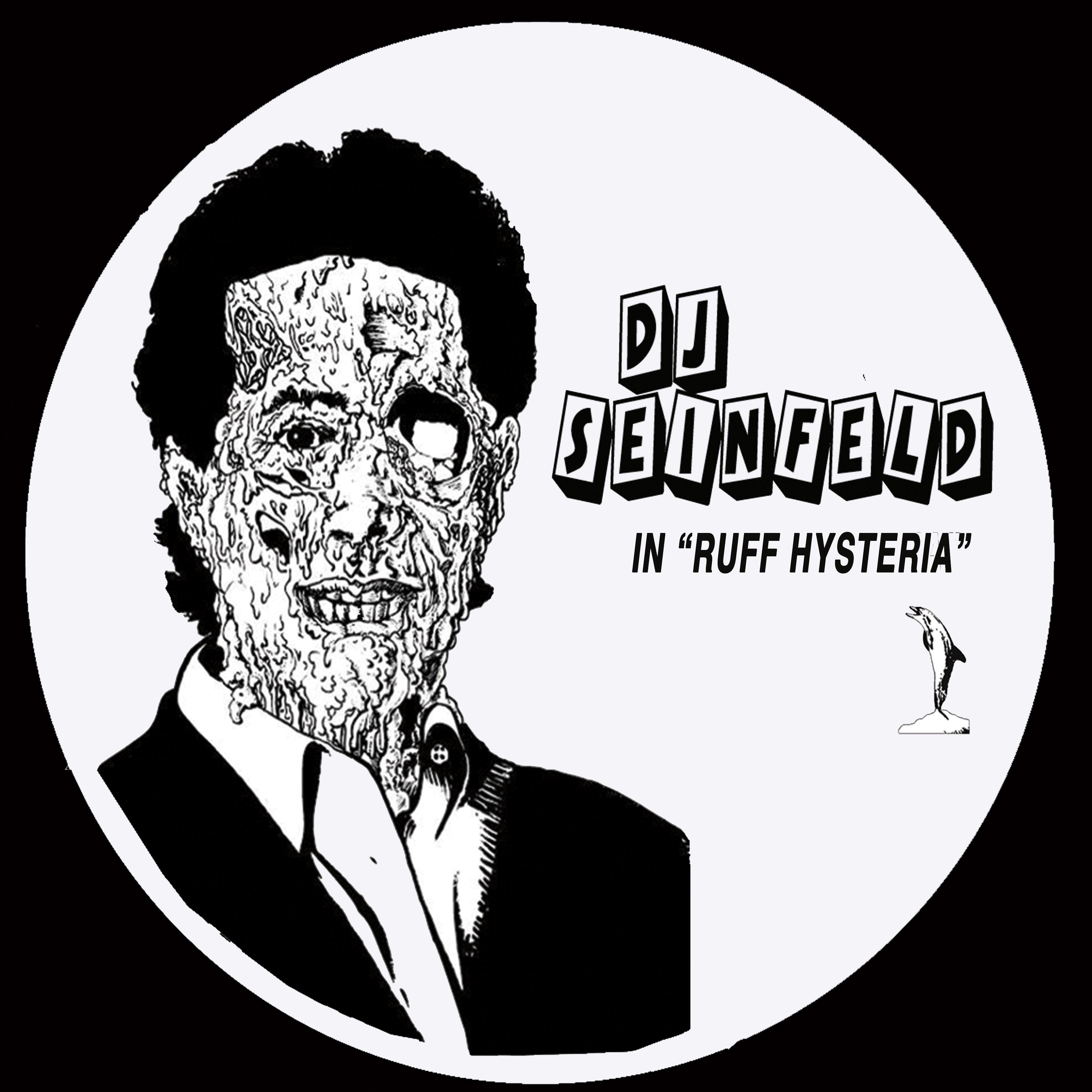 "DJ Seinfeld/RUFF HYSTERIA 12"""