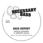 Marcus Visionary/BASS REPORT 12""