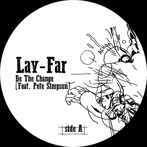 """Lay-Far/BE THE CHANGE 12"""""""