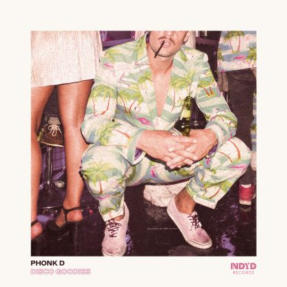 "Phonk D/DISCO GOODIES 12"""