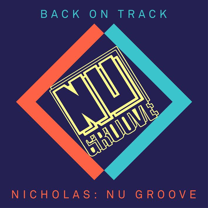 Nicholas/BACK ON TRACK (NU GROOVE) CD