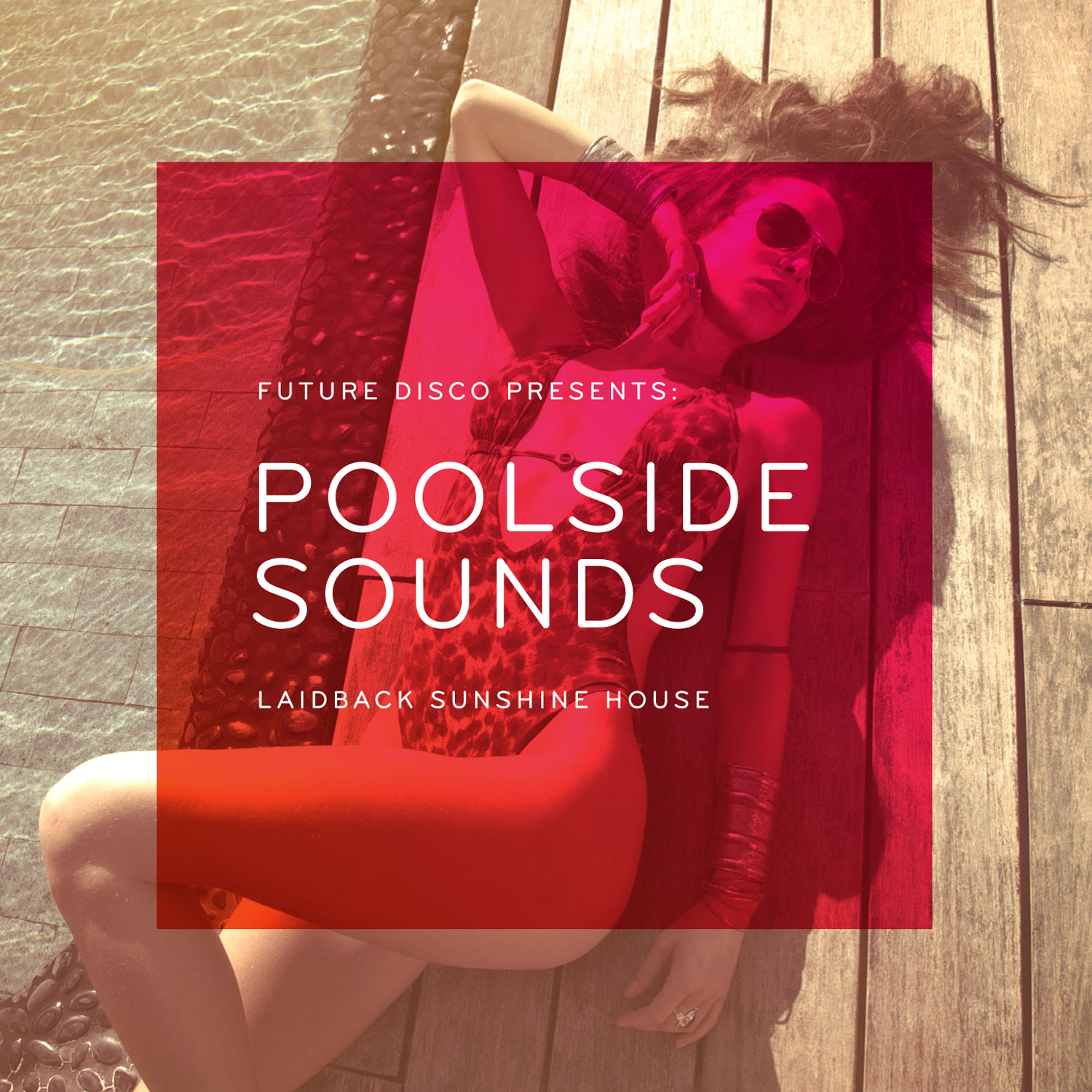 Various/POOLSIDE SOUNDS VOLUME 1 DCD