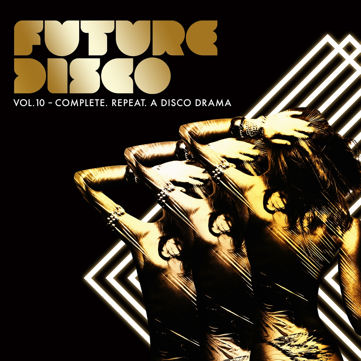 Various/FUTURE DISCO VOL. 10 DCD