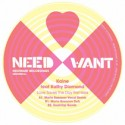Kaine/LOVES SAVES THE DAY REMIXES 12""