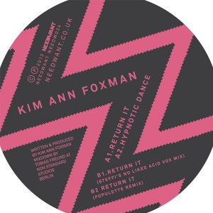 Kim Ann Foxman/RETURN IT 12""