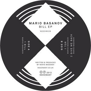 """Mario Basanov/BILL 12"""""""