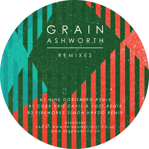 Ashworth/GRAIN: REMIXES 12""