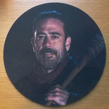 Negan/WALKING DEAD SLIPMAT