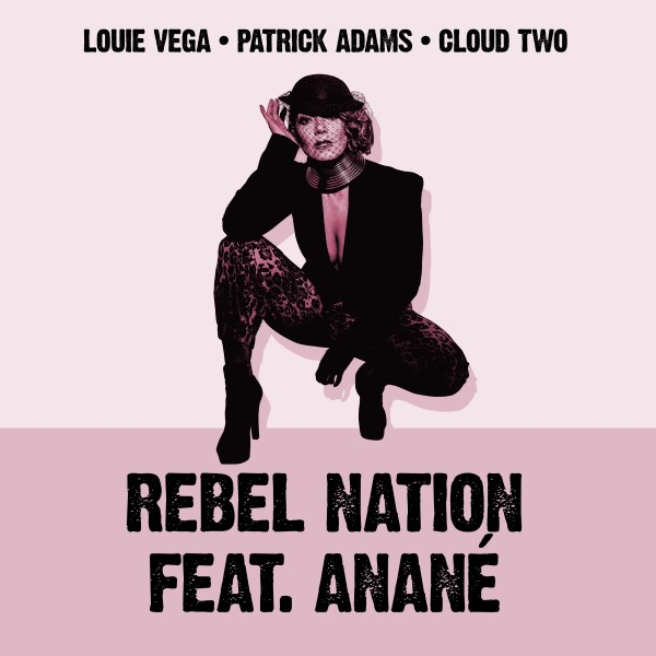 Louie Vega/REBEL NATION D12""