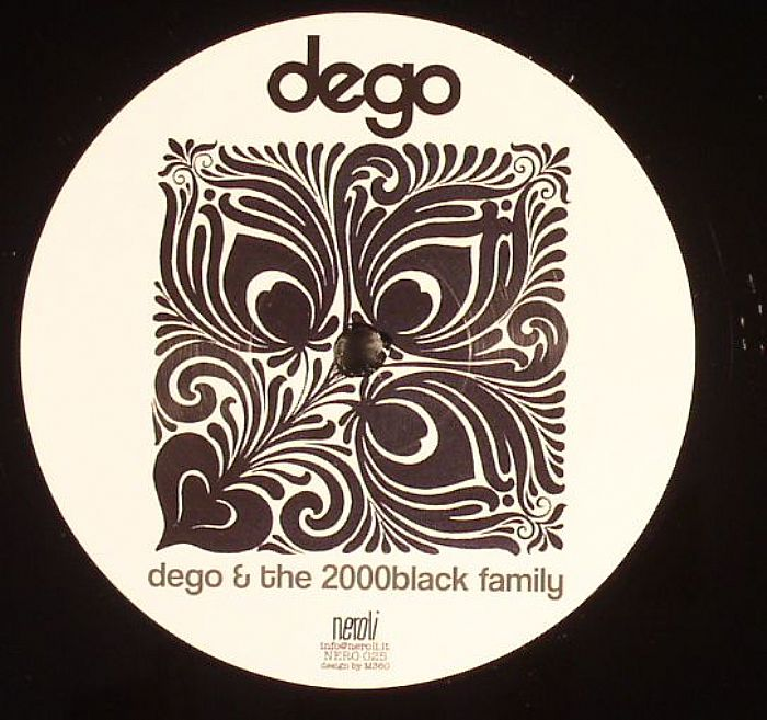 Dego/FIND A WAY 12""