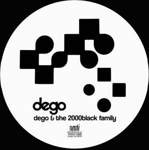 Dego/DEGO & THE 2000 BLACK 12""