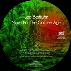 Lars Bartkuhn/MUSIC FOR THE GOLDEN...12""