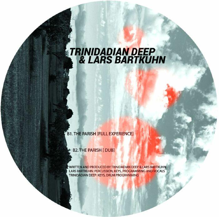 "Trinidadian Deep & Lars B./SONICS...12"""