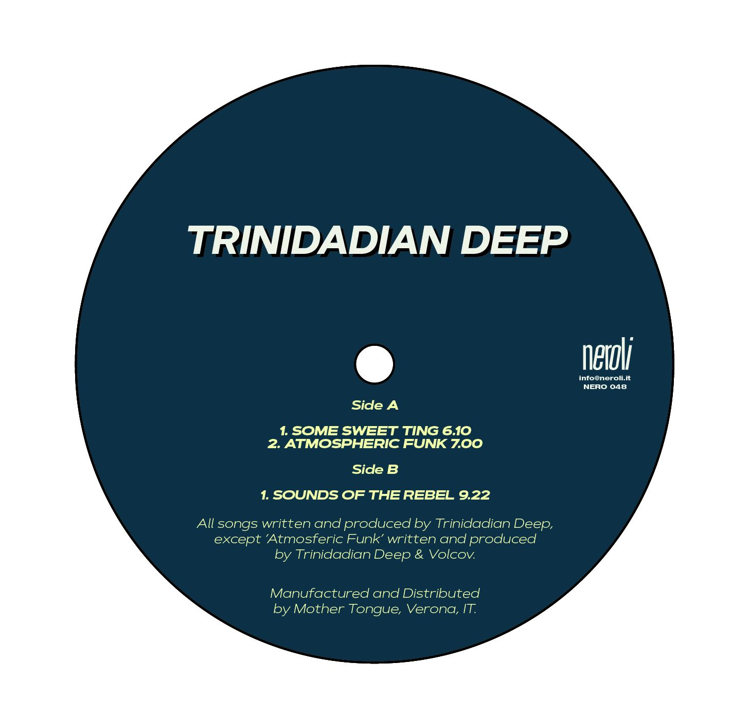 Trinidadian Deep/SOME SWEET TING 12""