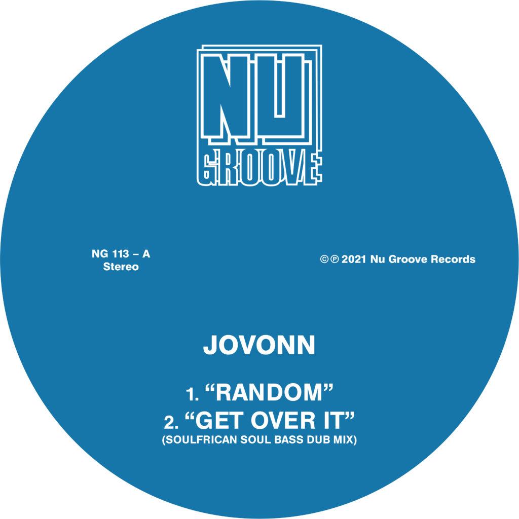 "Jovonn & Deetron/NG113 12"""