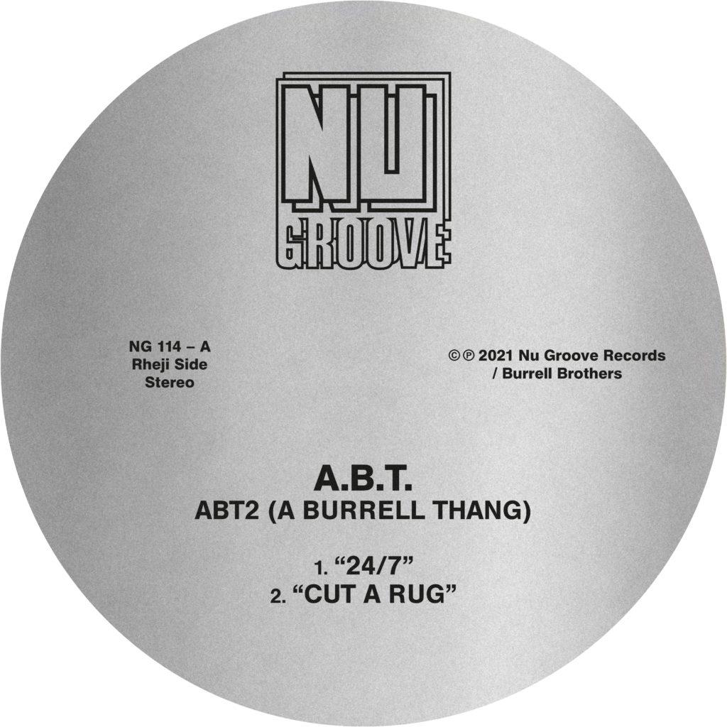 """A.B.T./ABT2 (A BURRELL THANG) 12"""""""