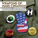 Various/WEAPONS OF MASS CREATION #3 DCD