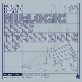 Nu:Logic/NEW TECHNIQUE EP D12""