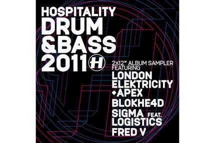 """Various/HOSPITALITY D&B 2011 EP D12"""""""