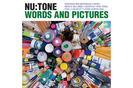 Nu:Tone/WORDS AND PICTURES CD