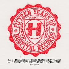 Various/15 YEARS OF HOSPITAL RECORDS DCD