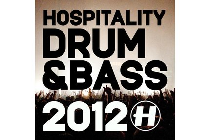 Various/HOSPITALITY D&B 2012 (MIXED) CD