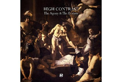 High Contrast/AGONY & THE ECSTASY 4LP