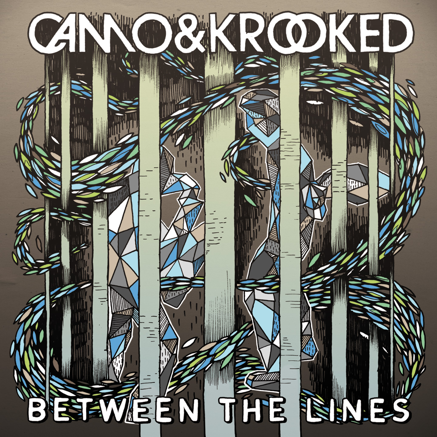 Camo & Krooked/BETWEEN THE LINES CD