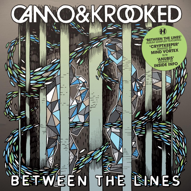 """Camo & Krooked/CRYPTKEEPER-M.V. RMX 12"""""""