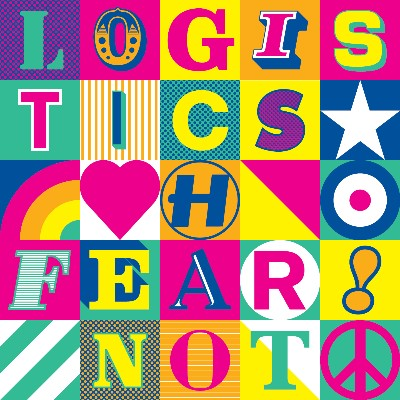 Logistics/FEAR NOT 4LP + CD