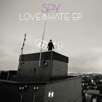 S.P.Y/LOVE & HATE EP D12""