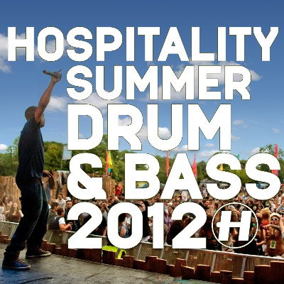 Various/HOSPITALITY SUMMER D&B 2012 CD