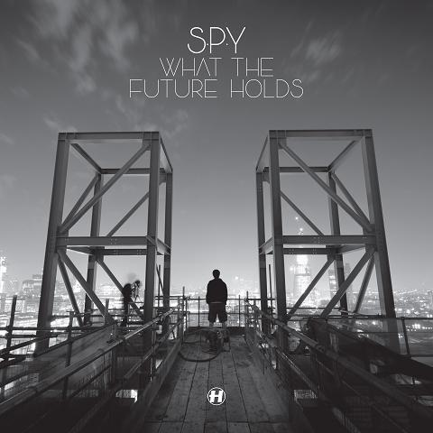 S.P.Y/WHAT THE FUTURE HOLDS CD