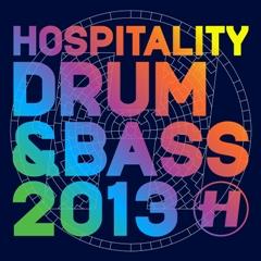 Various/HOSPITALITY D&B 2013 CD