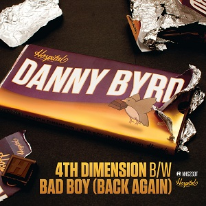 Danny Byrd/4TH DIMENSION 12""