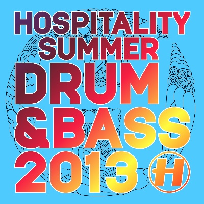 Various/HOSPITALITY SUMMER D&B 2013 CD