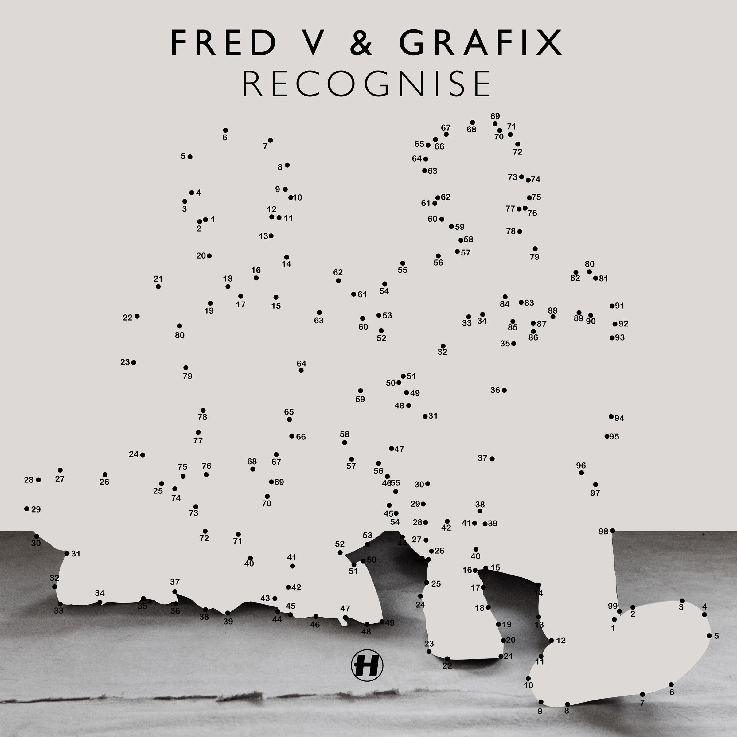 """Fred V & Grafix/RECOGNISE 12"""""""
