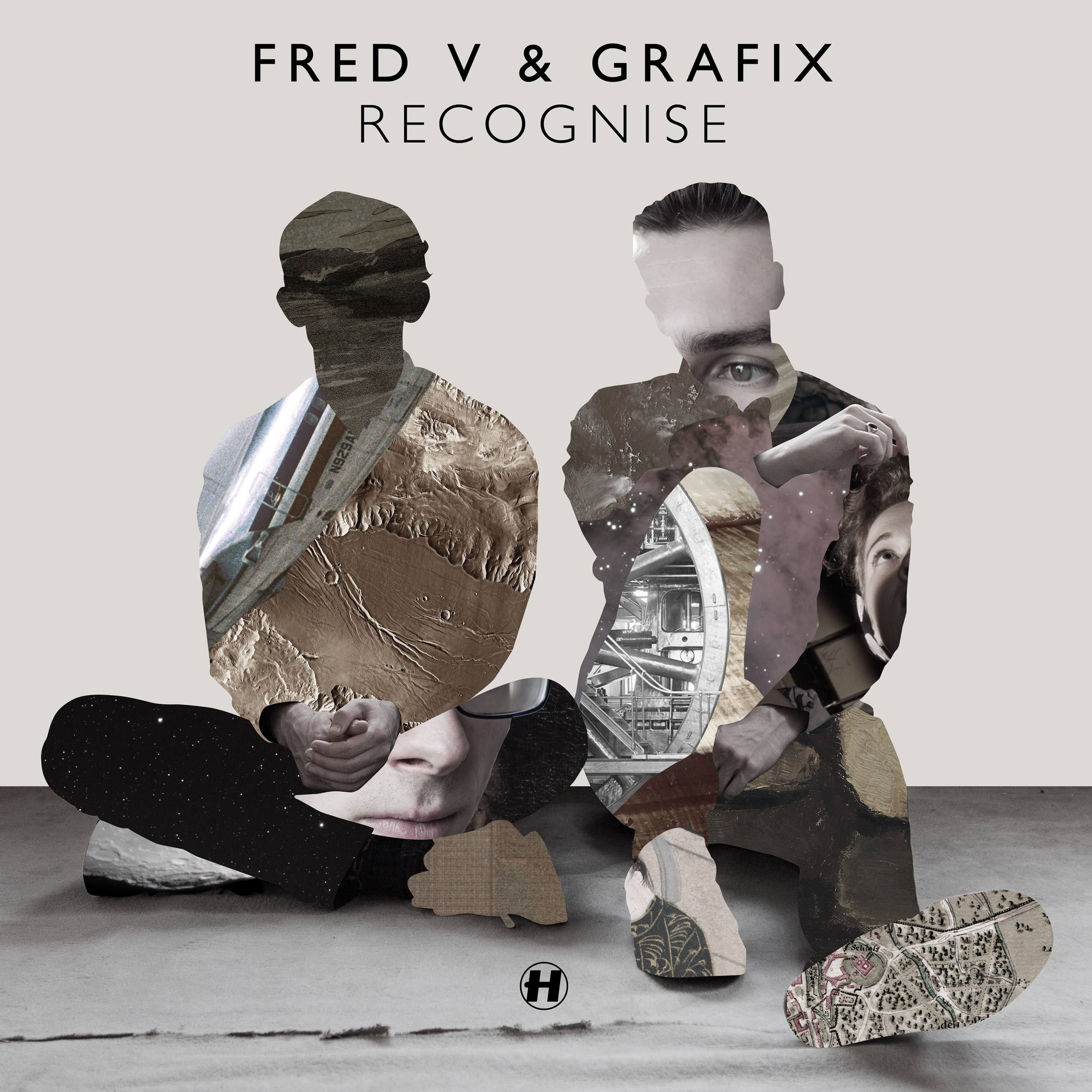 Fred V & Grafix/RECOGNISE CD